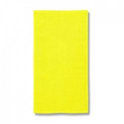 Kilpinis Rankšluostis Malfini Lemon 50x100cm.