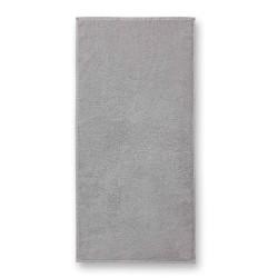 Kilpinis Rankšluostis Malfini Light Gray 50x100cm.