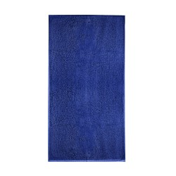 Kilpinis Rankšluostis Malfini Royal Blue 50x100cm.