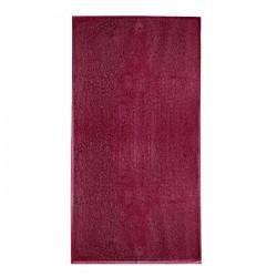 Kilpinis Rankšluostis Voniai Malfini Mallboro Red 70x140cm.