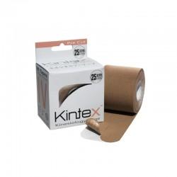 Kineziologinis Teipas Kintex  Pre Cut 20vnt 25cmX5cm Kūno Spalvos
