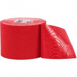 Kineziologinis teipas Select K-Tape, raudonas 5 cm X 5 m