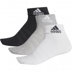 Kojinės adidas Light ANK 3PP DZ9434