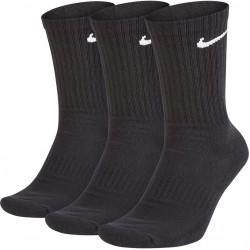Kojinės Nike Everyday Cushioned Crew 3 poros SX7664 010