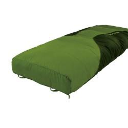 Kompaktiškas lengvas miegmaišis Ferrino Levity 01 SQ Green