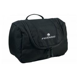 Kosmetinis krepšys Ferrino, juodas
