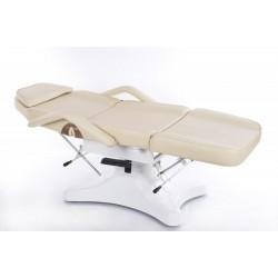Kosmetologinis krėslas - kušetė Hydro-1-beige