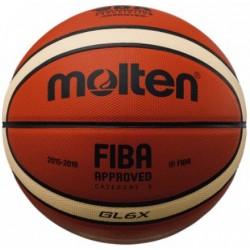 Krepšinio kamuolys MOLTEN BGL 6 dydis