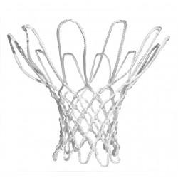 Krepšinio Tinklelis 6 mm, Baltas