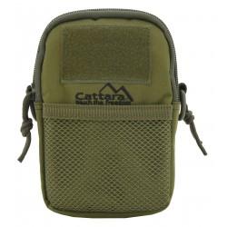 Krepšys su dirželiu Cattara Olive 17x12x7 cm