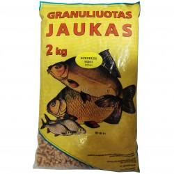 Kukurūzų sojos mišinys (Granuliuotas)  2kg.