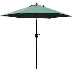 Lauko skėtis, žalias