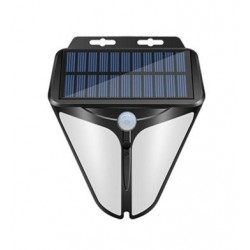 LED Lauko Šviestuvas SD-SSE34 su Judesio detektoriumi