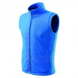 Liemenė ADLER Fleece Vest Unisex Azure Blue