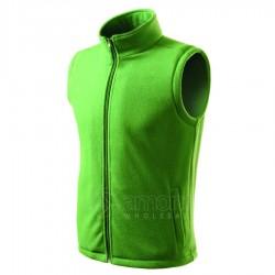 Liemenė ADLER Fleece Vest Unisex, Žalia