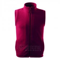 Liemenė ADLER Fleece Vest Unisex Marlboro Red