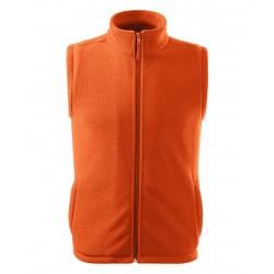Liemenė ADLER Fleece Vest Unisex Oranžinė