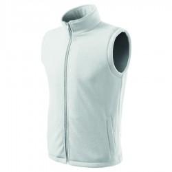 Liemenė ADLER Fleece Vest Unisex White