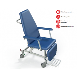 Ligonio transportavimo vežimėlis TSC