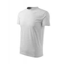 Marškinėliai ADLER Basic Ash Melange, vaikiški