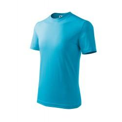 Marškinėliai ADLER Basic, Mėlyni Vaikiški