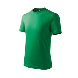 Marškinėliai ADLER Basic Kelly Green, vaikiški