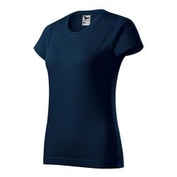 Marškinėliai ADLER Basic Navy Blue, Moteriški