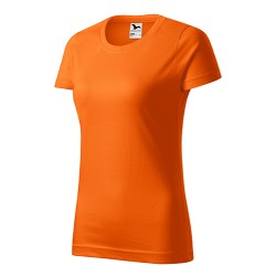 Marškinėliai ADLER Basic Orange, moteriški