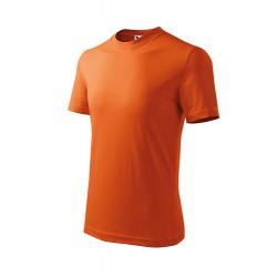 Marškinėliai ADLER Basic Orange, vaikiški