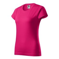 Marškinėliai ADLER Basic Rasberry Pink, moteriški