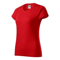 Marškinėliai ADLER Basic Red, moteriški