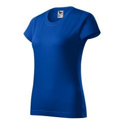 Marškinėliai ADLER Basic Royal Blue, Moteriški