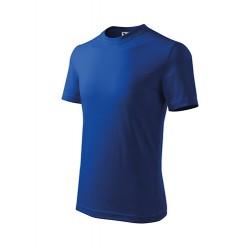 Marškinėliai ADLER Basic Royal Blue, vaikiški