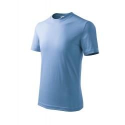 Marškinėliai ADLER Basic Sky Blue, vaikški
