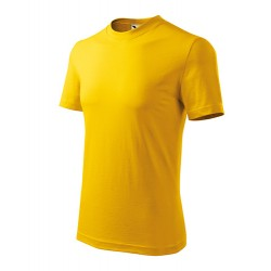 Marškinėliai ADLER Heavy Geltoni