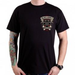 Marškinėliai BLACK HEART Crusty Demons
