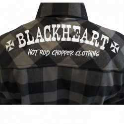 Marškinėliai BLACK HEART Duke