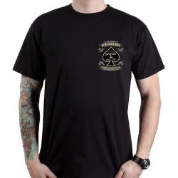 Marškinėliai BLACK HEART Jawa 350