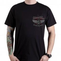Marškinėliai BLACK HEART Red Baron Chopper
