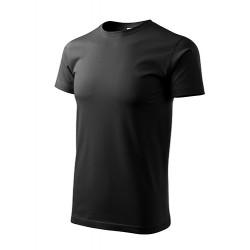 Marškinėliai Heavy New 137 Unisex Black