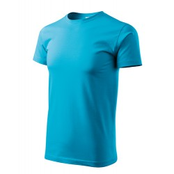 Marškinėliai Heavy New 137 Unisex Blue Atol