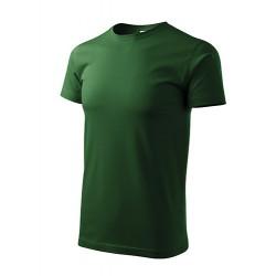 Marškinėliai Heavy New 137 Unisex Bottle Green