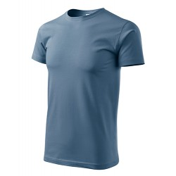 Marškinėliai Heavy New 137 Unisex Denim