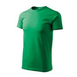 Marškinėliai Heavy New 137 Ųnisex Kelly Green