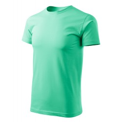 Marškinėliai Heavy New 137 Unisex Mint