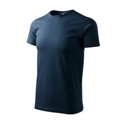 Marškinėliai Heavy New 137 Unisex Navy Blue