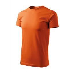 Marškinėliai Heavy New 137 Unisex Orange