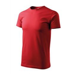 Marškinėliai Heavy New 137 Unisex Red