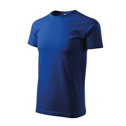Marškinėliai Heavy New 137 Unisex Royal Blue