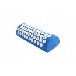 Masažinė akupresūros pagalvė, mėlyna